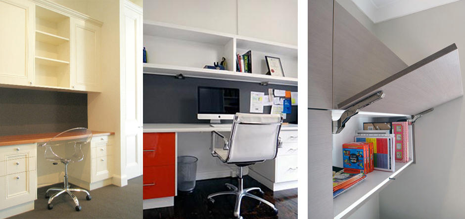 Custom home office design sydney home design and style for Office design works