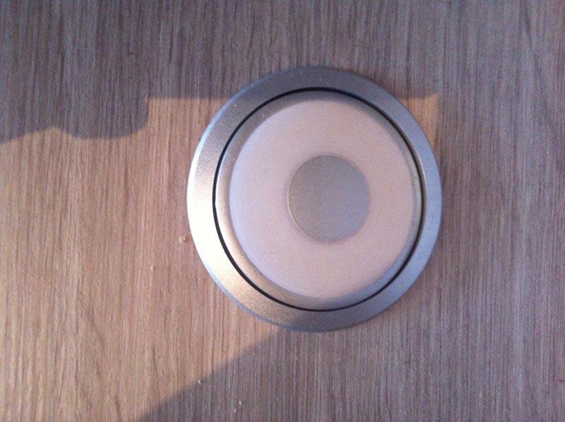 LED swivel downlight