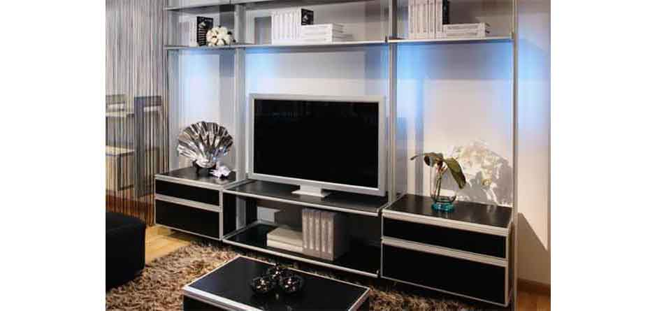 Modular Media Unit - fully customised