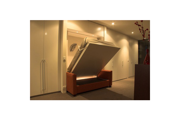 Unusual Types Of Fold Away Beds - Spaceworks