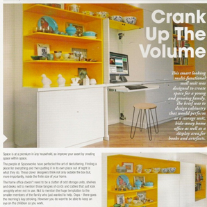 Spaceworks Featured in HarbourView Magazine