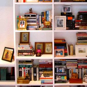 bookshelves kew