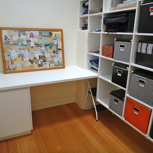 designs for drawers and desk