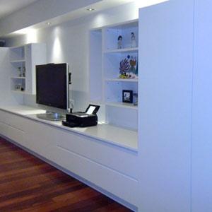 Media And Storage Including Desk, Lane Cove