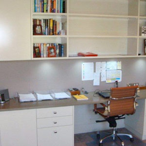 Sydney home office design gallery spaceworks for Home office fitout