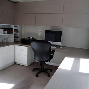 home office study room design