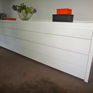 luxurious drawer unit