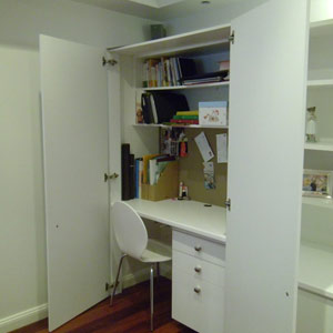 cabinetry included storage cupboards