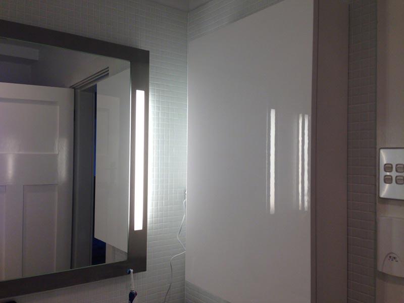 Bathroom Laundry Mirror