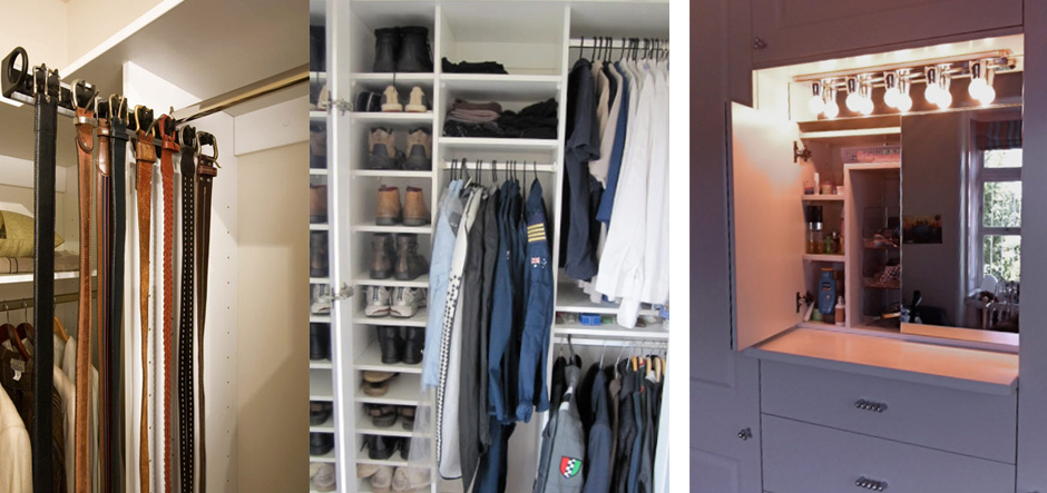 Luxury Wardrobes