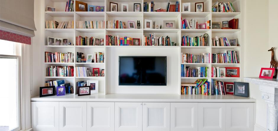 Modern Tv Media Storage Designs