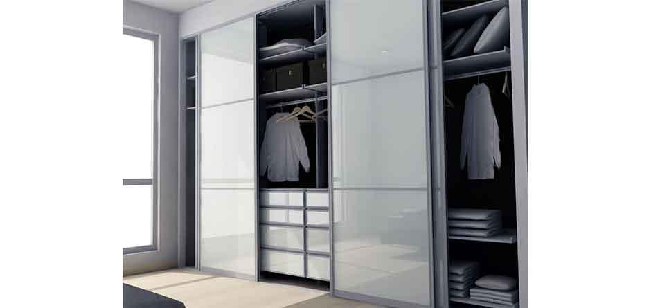 Modular Walk-in Wardrobe
