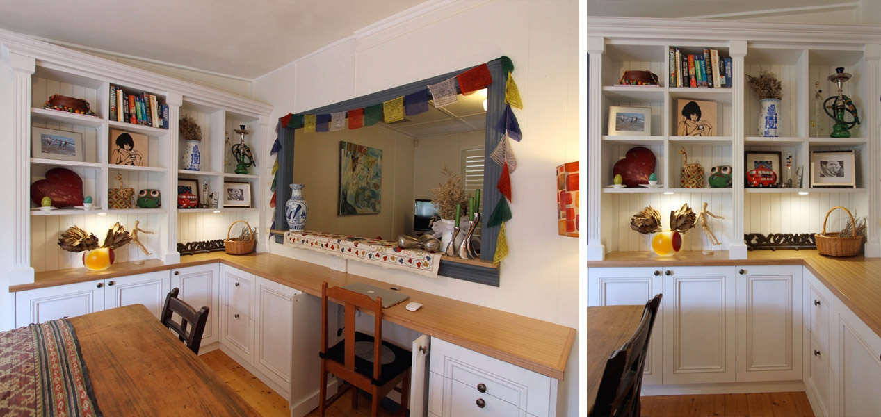 Shelves and Cabinet Designs