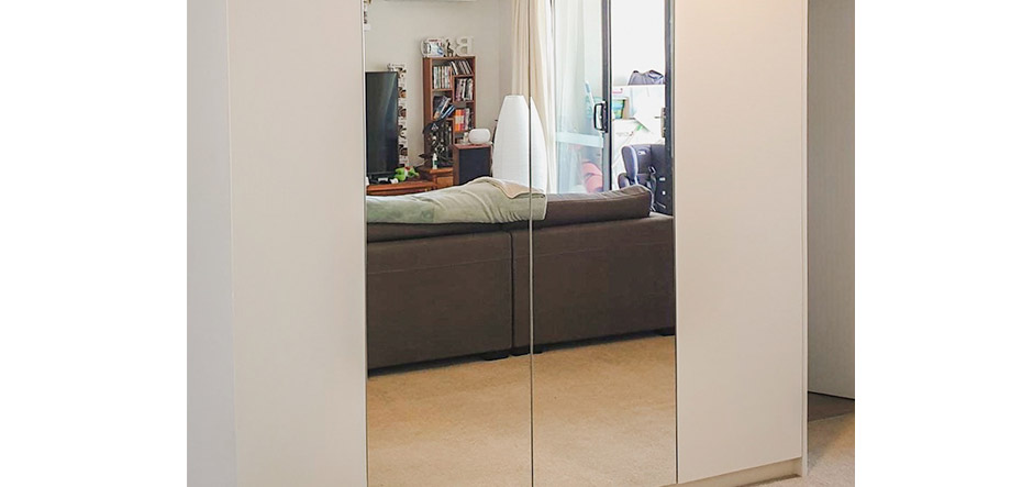 BIR Mirrored Doors