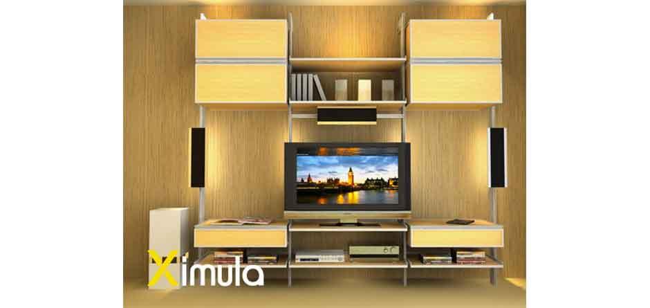 Modular Media Unit - fully customised