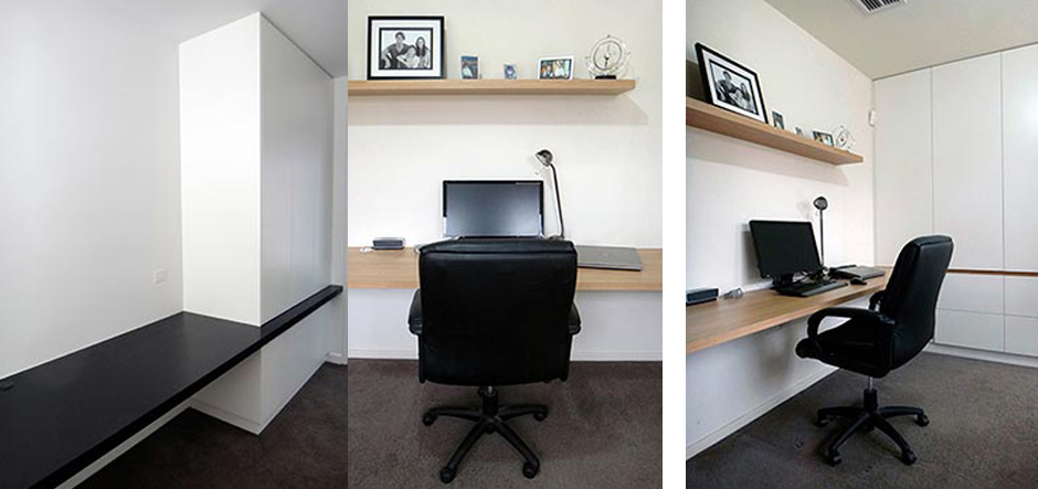 Home Office Fitout Design Melbourne Spaceworks
