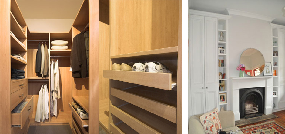 Modern Wardrobes Designs