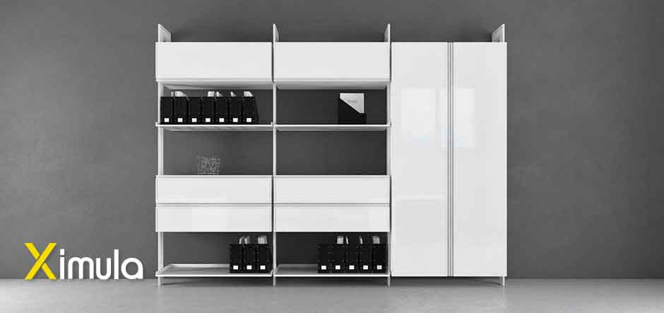 Modular storage system - fully customised