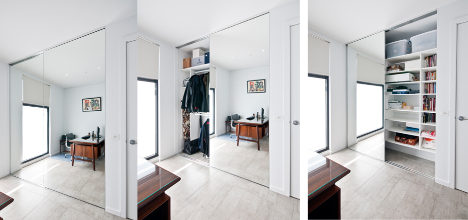 Wardrobes Sliding Glass Doors