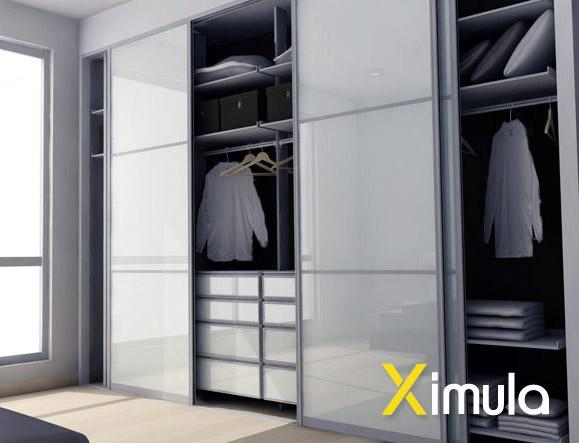 Ximula modular built in wardrobe fully customised