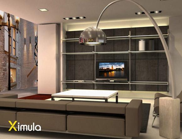 modular shleving system fully customised