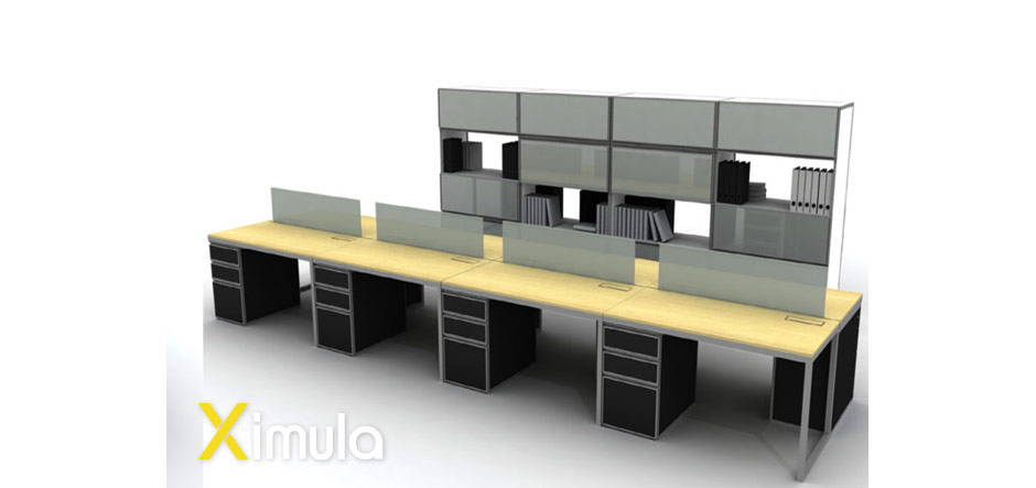 ximula modular office system